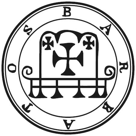 Selo do demônio Barbatos