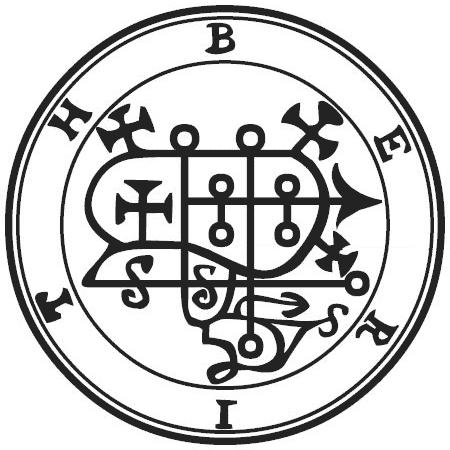Sigilo de Beale, Beal, Bolfry, Bofry